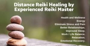 reikie healing
