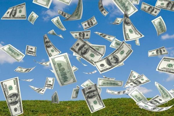 reiki for money
