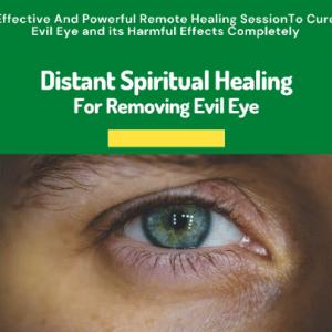 evil eye removal
