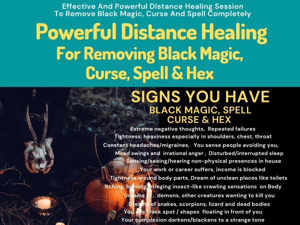 black magic removal