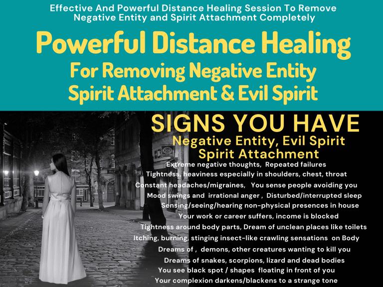 negative entity removal