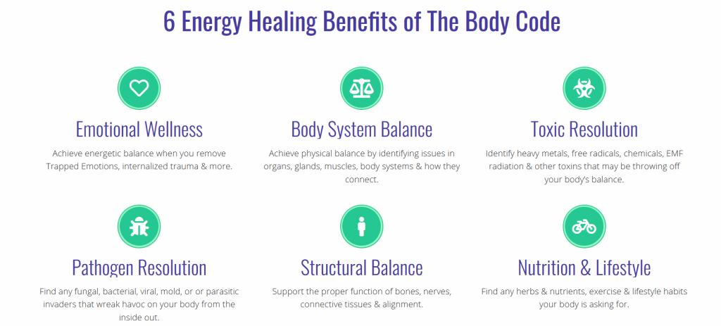 body code benefits