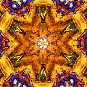 chakra, meditation, art